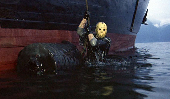 Jason Takes Manhattan - Boat Stowaway