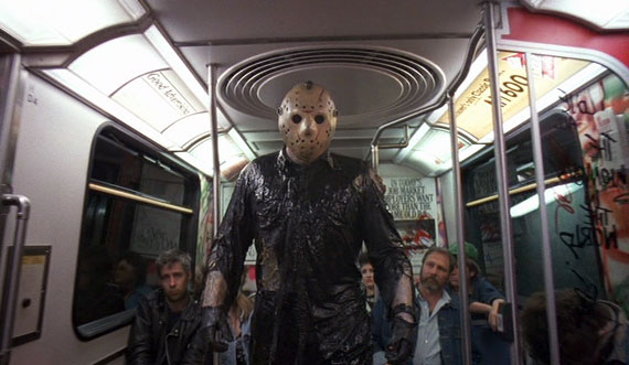 Subway Jason