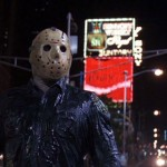 Jason Voorhees in Times Square