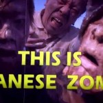 This is Japanese Zombie