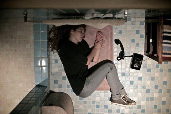 The Caller - Bathroom