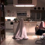Paranormal Activity 3 - Ghost Sheet