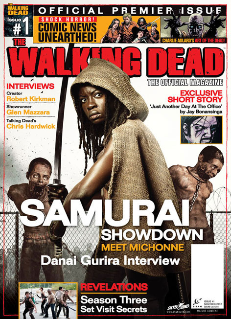 The Walking Dead - Magazine - Official