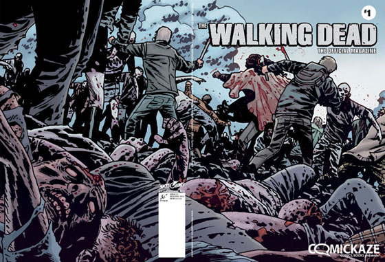 the Walking Dead - Alternative Cover