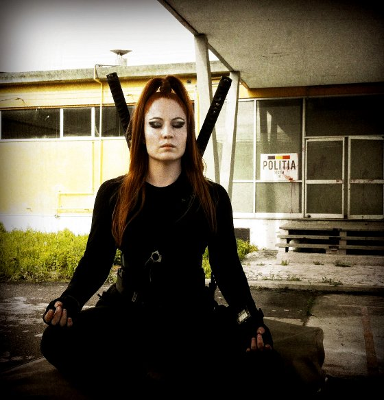 Zombie Massacre starring Tara Cardinal