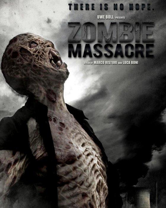Zombie Massacre - Produced by Uwe Boll