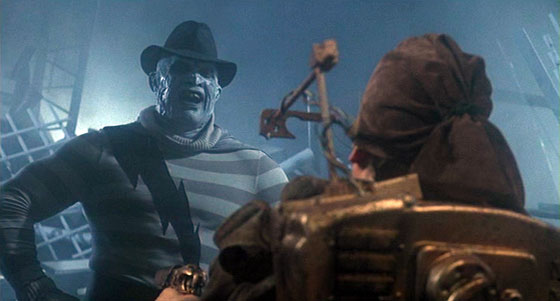 Nightmare on Elm Street - Super Freddy!