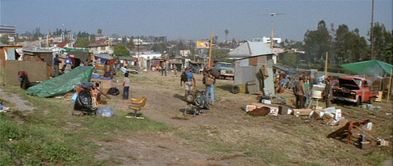 They Live - Shanty Town