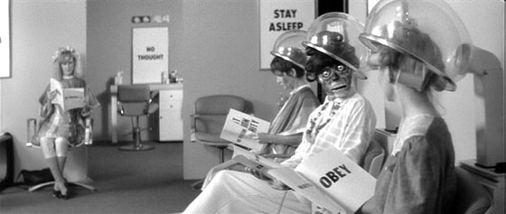 They Live - Aliens Get Their Hair Done