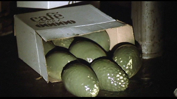 Contamination 1980 Green Eggs