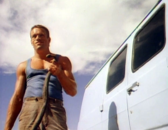 Brian Thompson in Nightwish