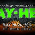 Spooky Empire Mayhem 2013 Orlando