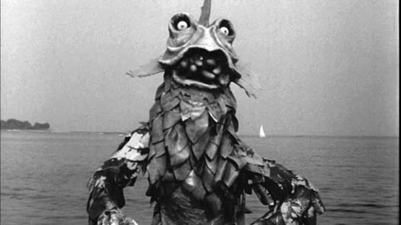 Horror of Party Beach Monster