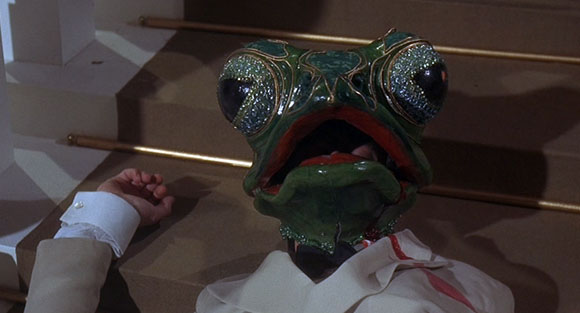 Frog Mask (Abominable Dr Phibes)