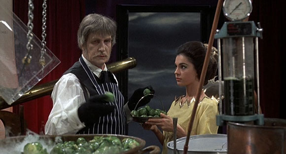Dr Phibes and Vulnavia