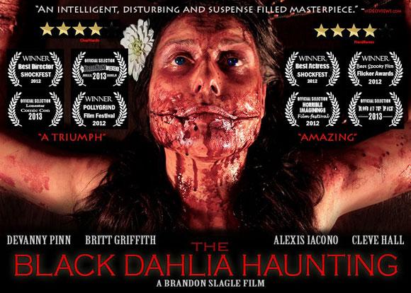 Black Dahlia Haunting Poster