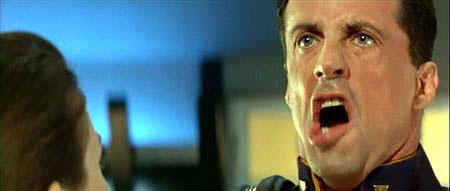 Sylvester Stallone - Judge Dredd