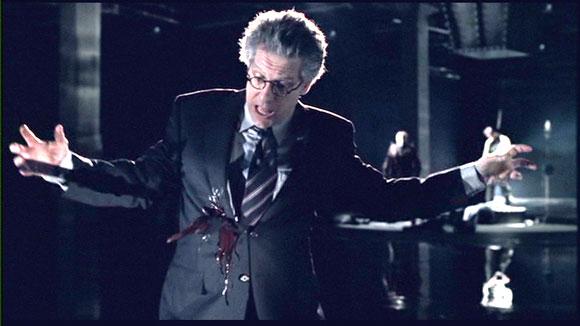 David Cronenberg in Jason X