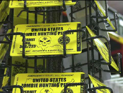 Zombie Hunting Permits