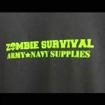 zombie survival store