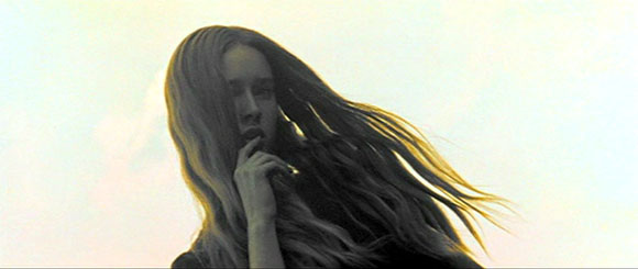 Solange (Camille Keaton)