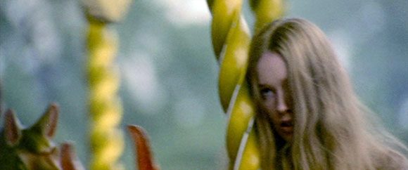 Camille Keaton as Solange