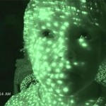 Paranormal Activity 4 - night vision kinect