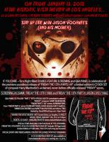 Friday the 13th Double Screening, Release of 6 CD Soundtrack Box Set