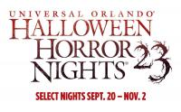 Halloween Horror Nights 2013 - Orlando, Florida