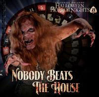Halloween Horror Nights 2011 - Orlando, Florida