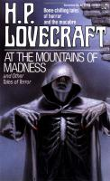 H.P. Lovecraft - At the Mountains of Madness