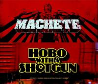 Grindhouse: Hobo With A Shotgun and Machete Movie Review