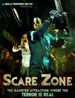 Scare Zone on DVD - Filmed At Halloween Horror Nights