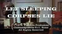 Movie Review: Let Sleeping Corpses Lie (1974)