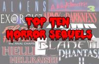 Top Ten Horror Sequels